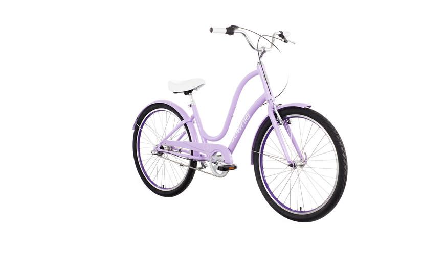 Electra Townie Original 3i - Vélo de ville Femme - violet